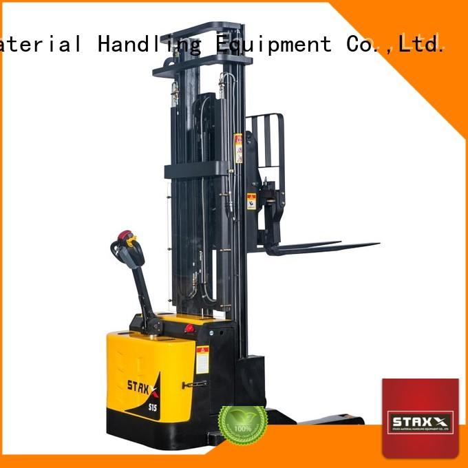 Top manual forklift stacker pedestrian for business for warehouse