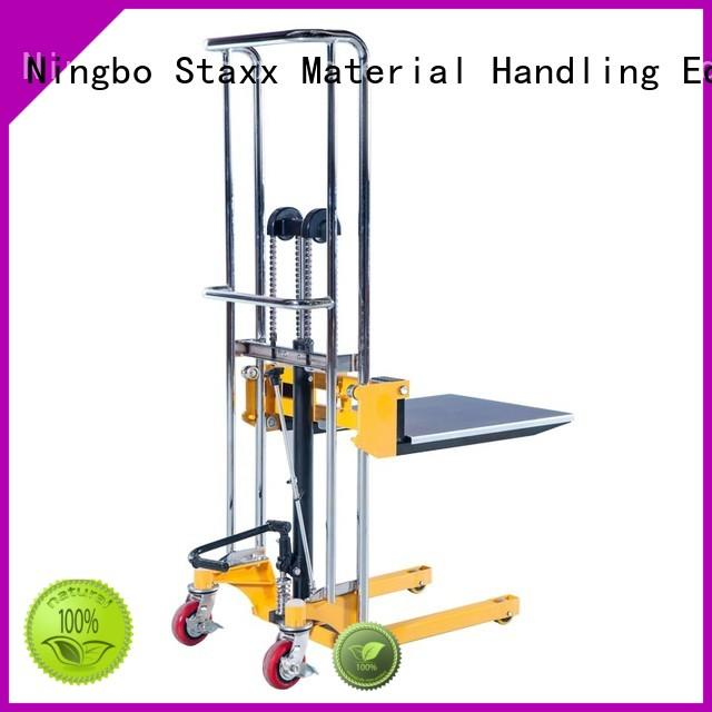 Staxx Latest spring scissor lift factory for rent