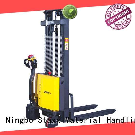 Best pallet stacker truck duty for business for hire
