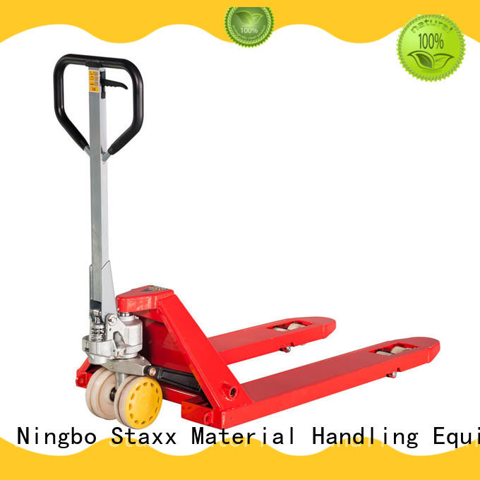 High-quality hand pallet truck manufacturers hpt25q company for warehouse