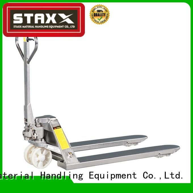 Staxx steel pallet trolley for sale for business for stairs
