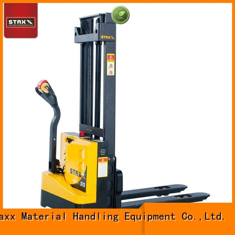 Wholesale second hand electric pallet stacker stacker manufacturers for stairs