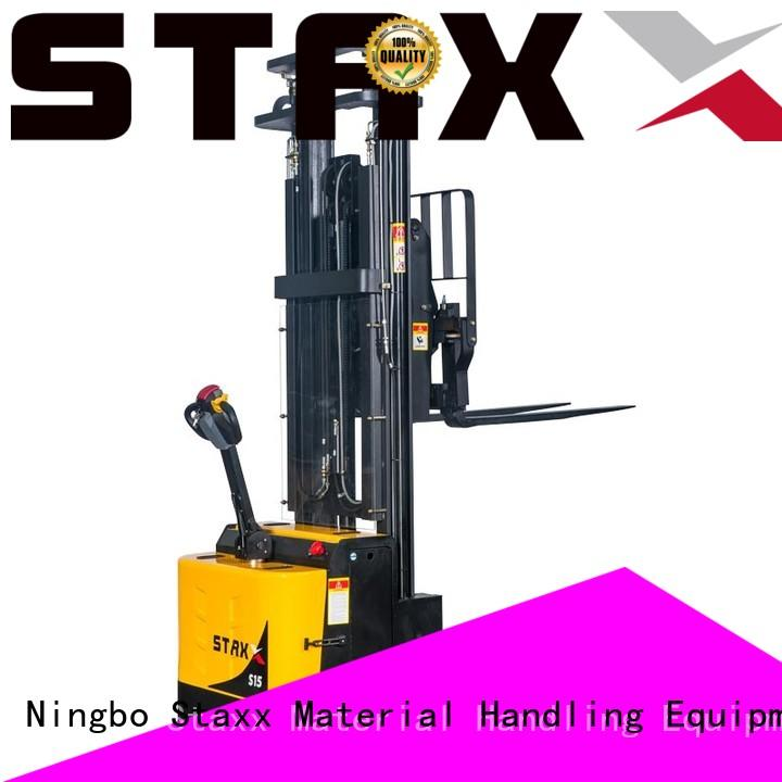 Best walking pallet stacker powered Suppliers for rent