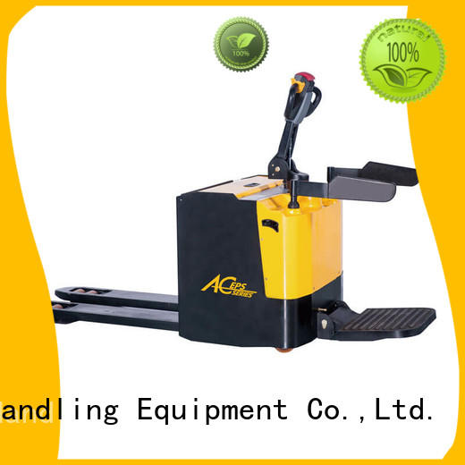 Custom mini electric pallet jack rpt2530 factory for hire