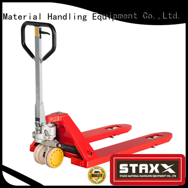 Staxx duty pallet lifting equipment company for rent