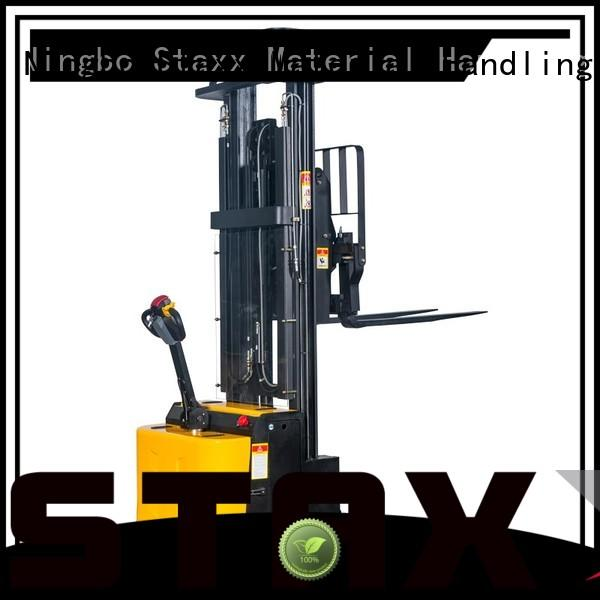 Staxx Wholesale buy electric stacker factory for warehouse