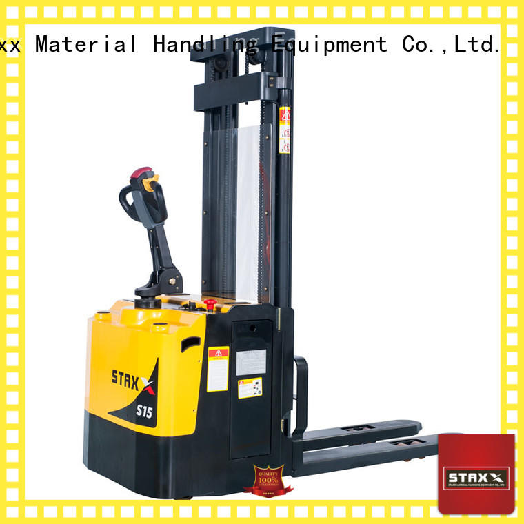 Staxx Custom pallet lifter manual factory for rent