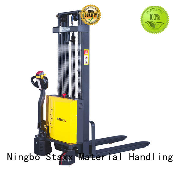 Staxx New electric pallet lift for business for warehouse