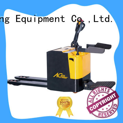 Staxx electric electric pallet forklift Suppliers for hire