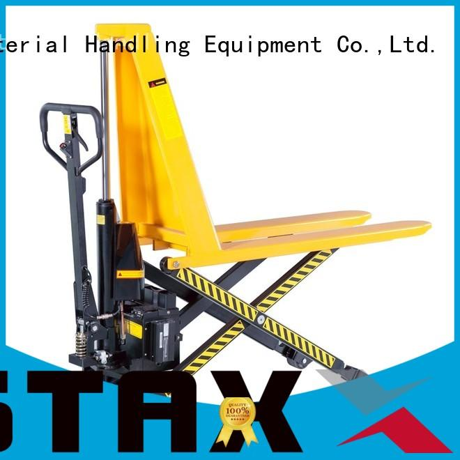 Staxx hpt25 terrain pallet truck Suppliers for stairs