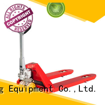 Custom electric pallet jack motor scale factory for hire