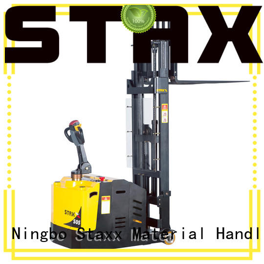 Staxx Latest short pallet jack manufacturers for warehouse