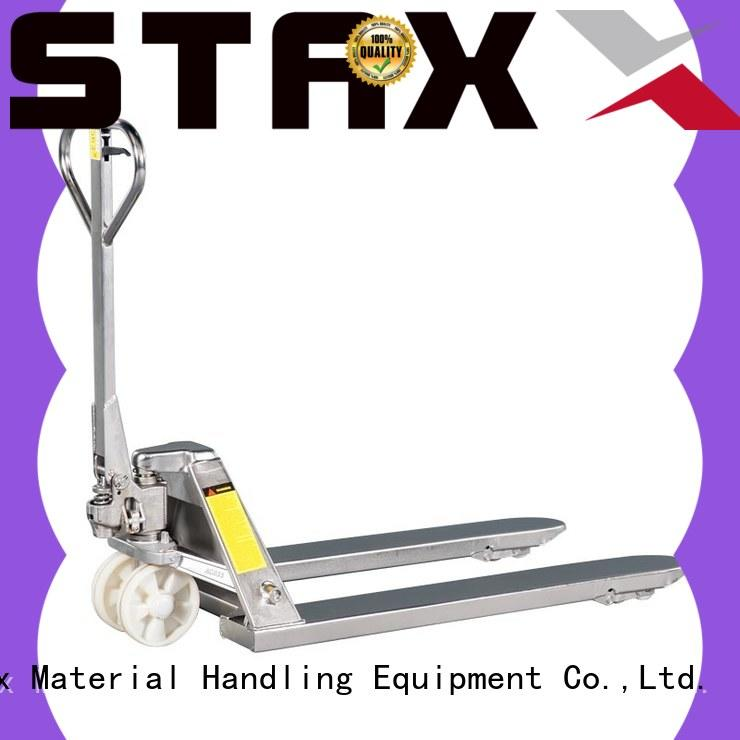 Staxx Latest pallet truck holder for business for hire