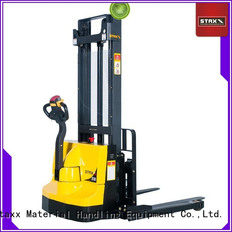 Staxx Best platform pallet truck company for warehouse