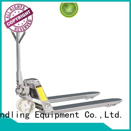 Top value jack pallet jack hand factory for stairs