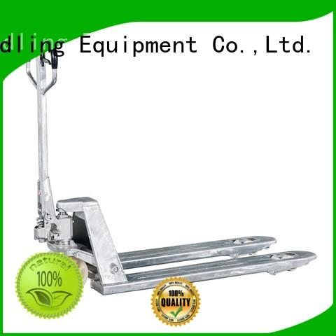Top used pallet jack hpt25q company for rent