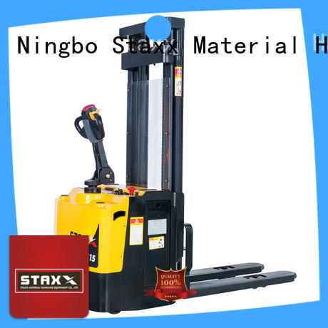 Staxx pantograph long pallet truck factory for stairs
