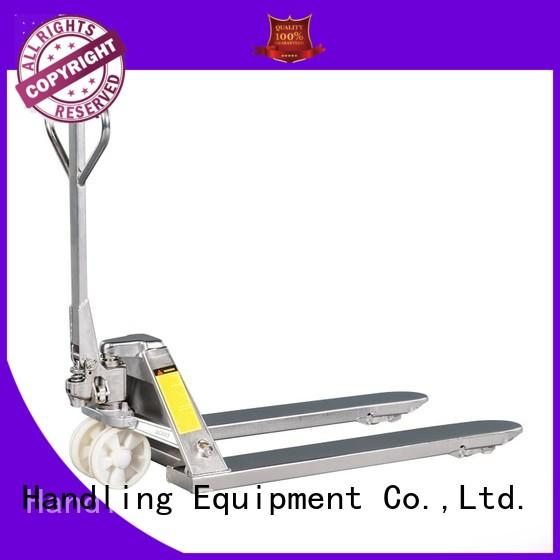 Staxx stainless electric pallet lift truck company for stairs