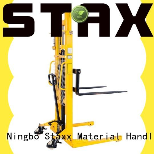 Staxx Wholesale saddle stackers Supply for hire