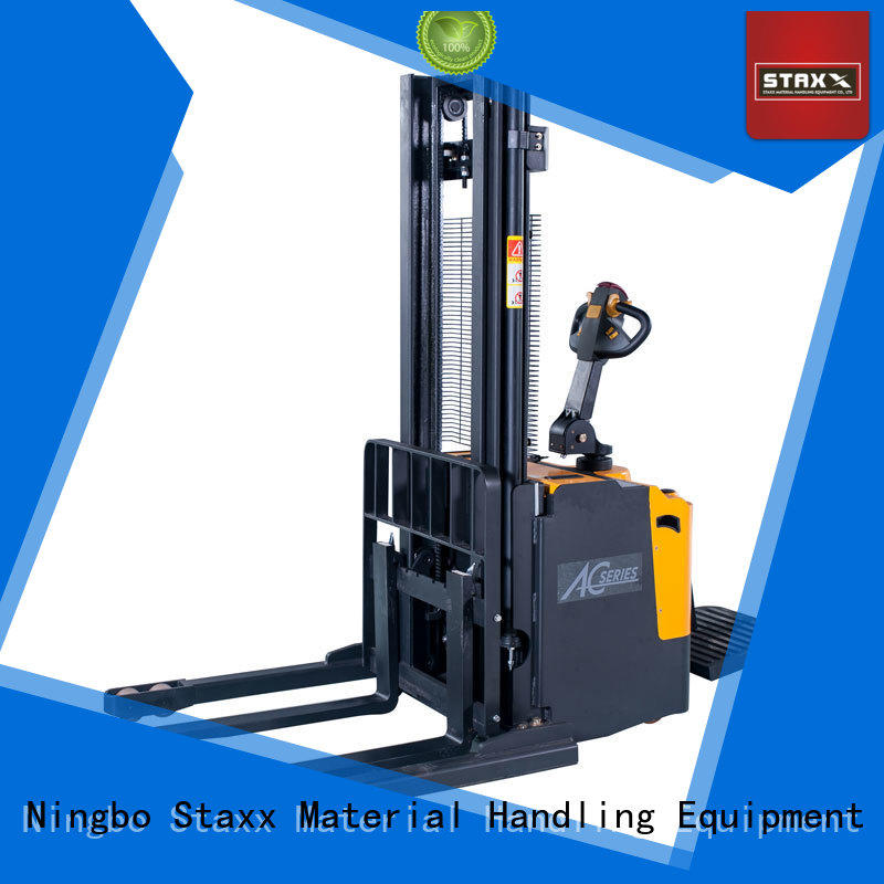 Staxx Best crown pallet stacker for business for warehouse