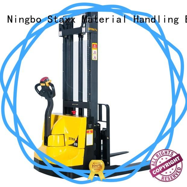 Staxx balance manual pallet lifter company for rent