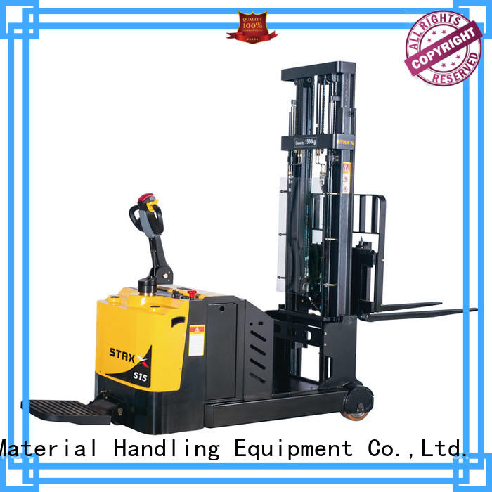 Staxx Best used electric stacker Suppliers for stairs