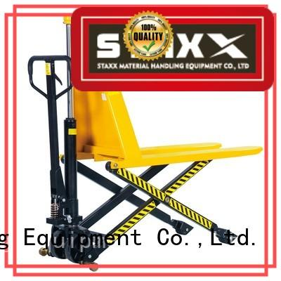 New trolley pallet pallettruckssemielectricscissorliftehls Suppliers for stairs
