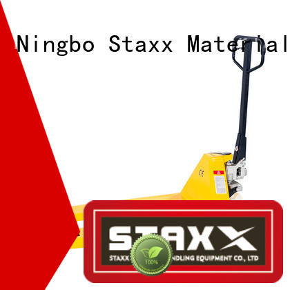 Staxx Best pallet stacker truck Supply for hire