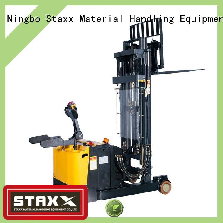 Staxx ws10ss12ss15ssl heavy duty pallet jack company for warehouse