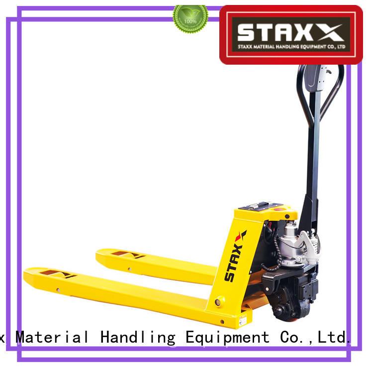 Top folding pallet jack ppt18hhq for business for stairs