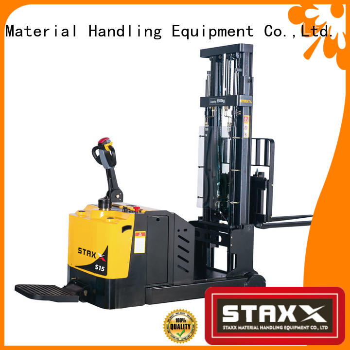 Best hydraulic stacker over manufacturers for warehouse