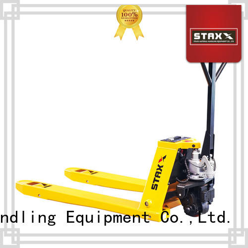 Staxx pallet hydraulic lift pallet jack Suppliers for stairs