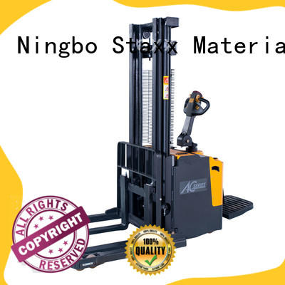 New electric walkie forklift truck company for warehouse