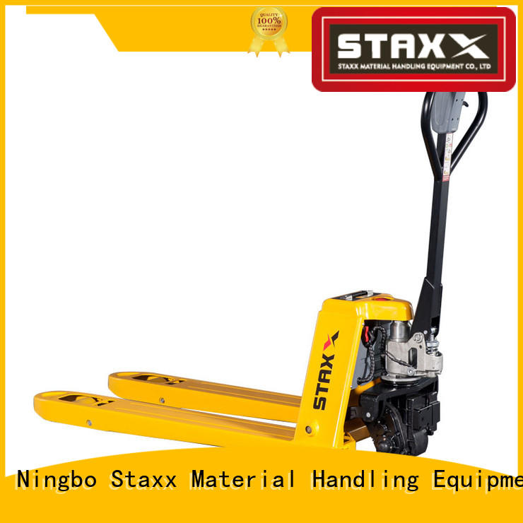 Staxx New pallet jack suppliers for business for stairs