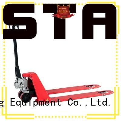 Staxx Custom adjustable pallet truck Suppliers for warehouse
