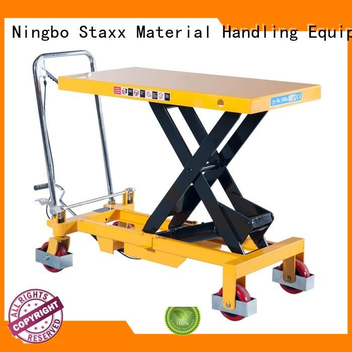 Staxx Top scissor lift kit Suppliers for rent
