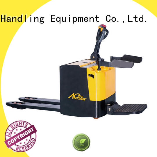Staxx electric stand on pallet truck Supply for rent