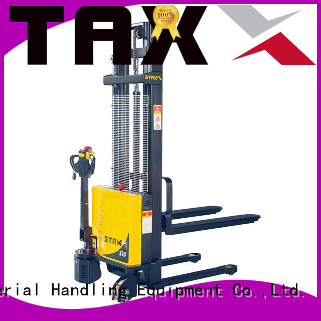 Top pallet lift stacker stacker factory for warehouse