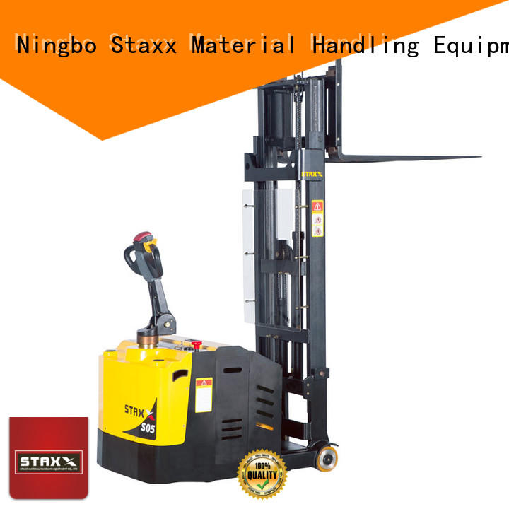 Latest second hand electric pallet stacker ws10s12s15sl Supply for stairs