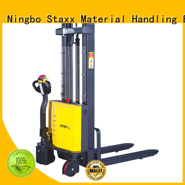 Staxx Latest straddle jack manufacturers for warehouse