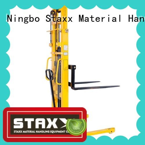 Staxx High-quality used pallet stacker Suppliers for stairs