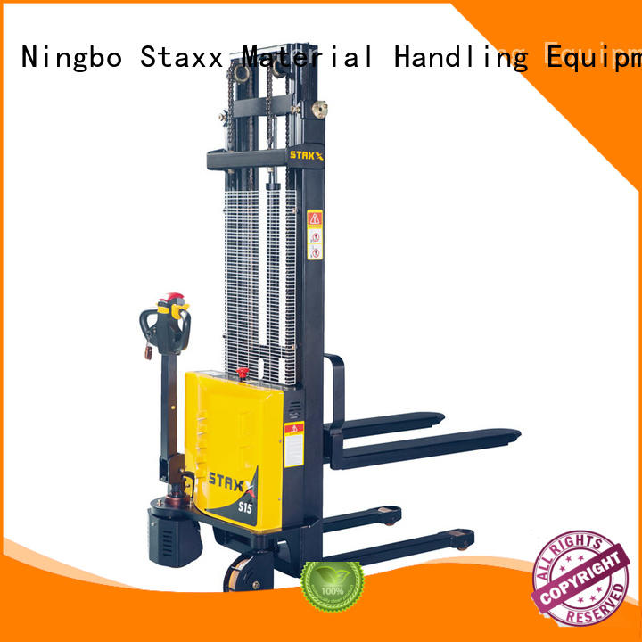 Latest pallet stacker truck pws1015s factory for hire