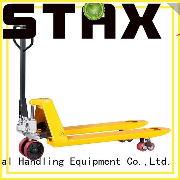 Staxx Custom pallet jack manufacturers factory for hire