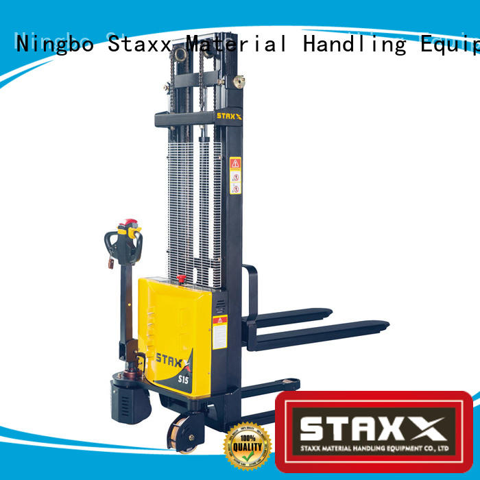 Staxx Top pallet lift stacker Supply for hire