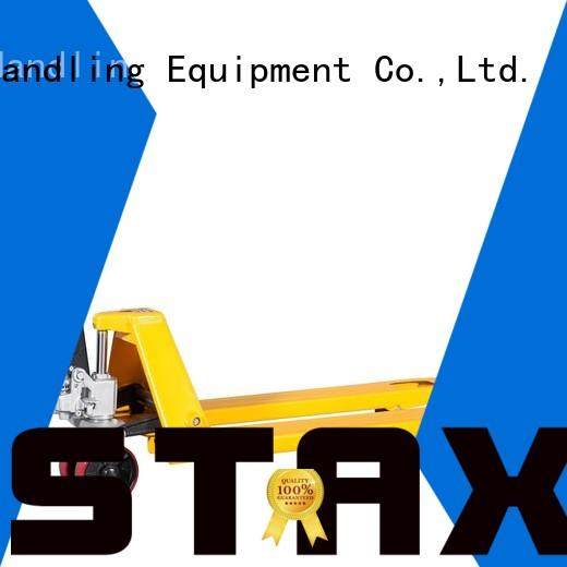 Staxx Best scissor pallet truck for business for hire