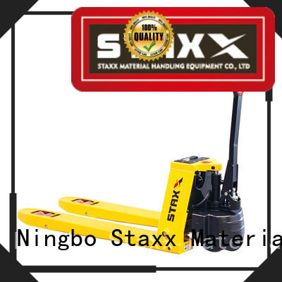 Staxx Top pallet truck with brake for business for stairs