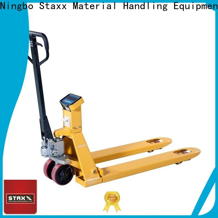 Staxx Custom electric pump truck for sale company for hire