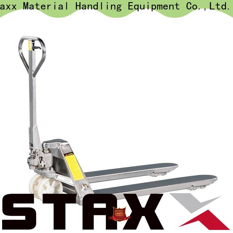Staxx hldhls manual hydraulic pallet truck Supply for hire