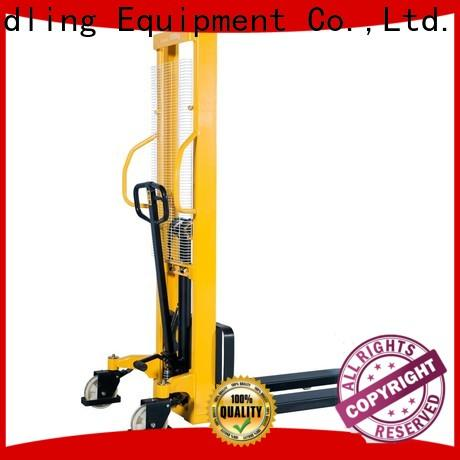 Staxx straddle forklift reach stacker manufacturers for warehouse