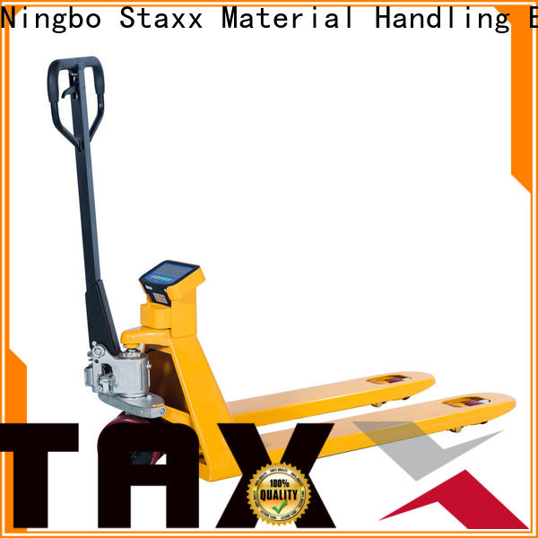 Staxx Best pallet stacker truck for business for rent
